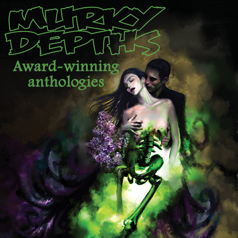 Murky Depths - the award-winning anthology quarterly